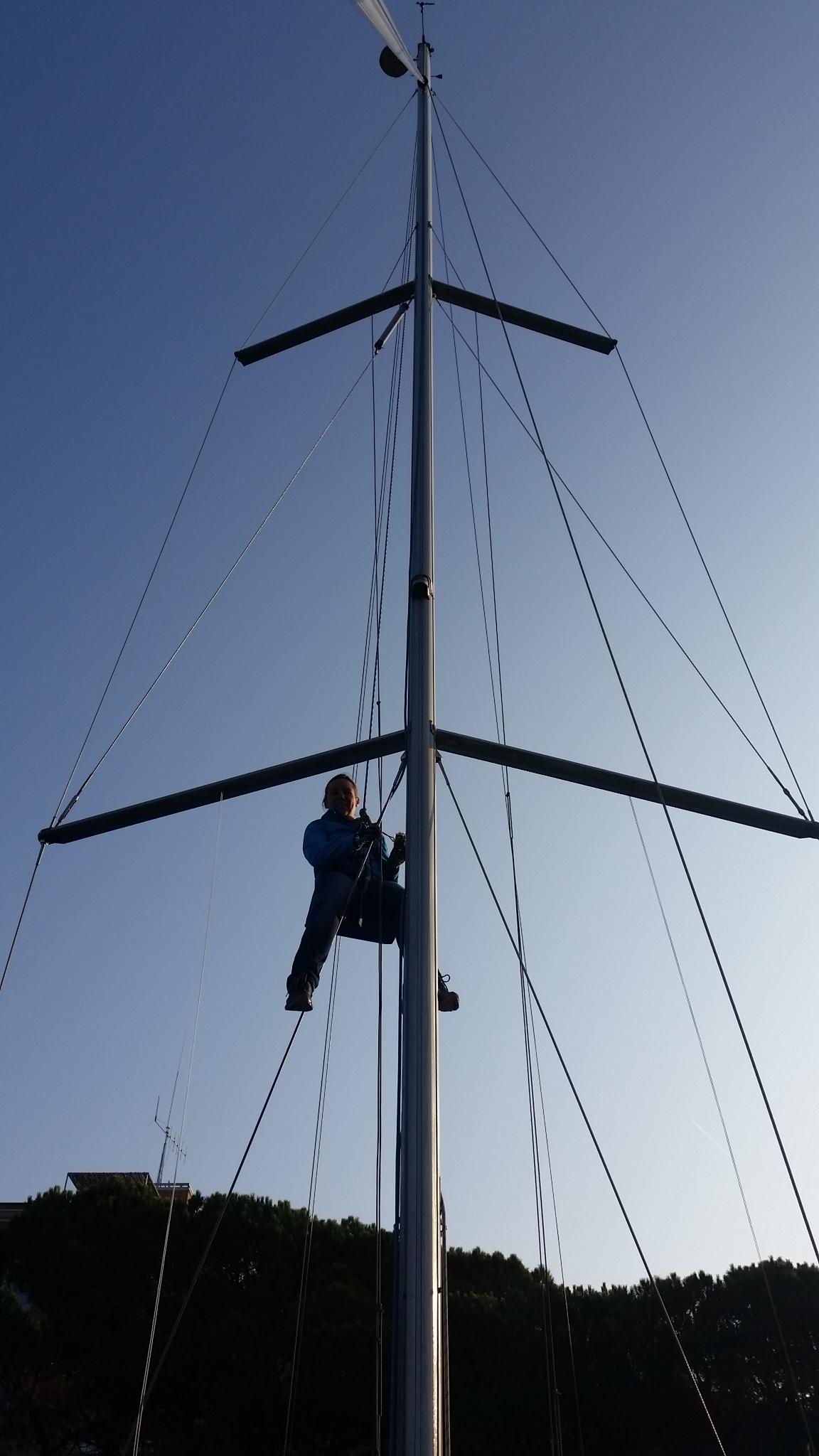 Im Mast
