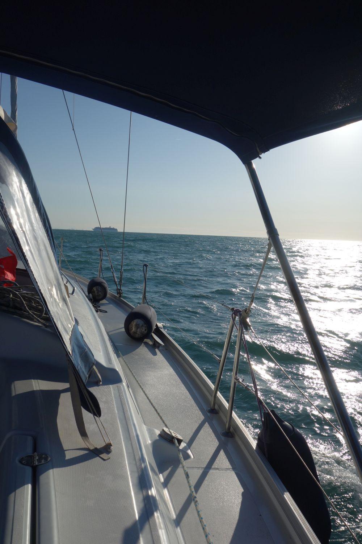 Costa kurz vor Venedig