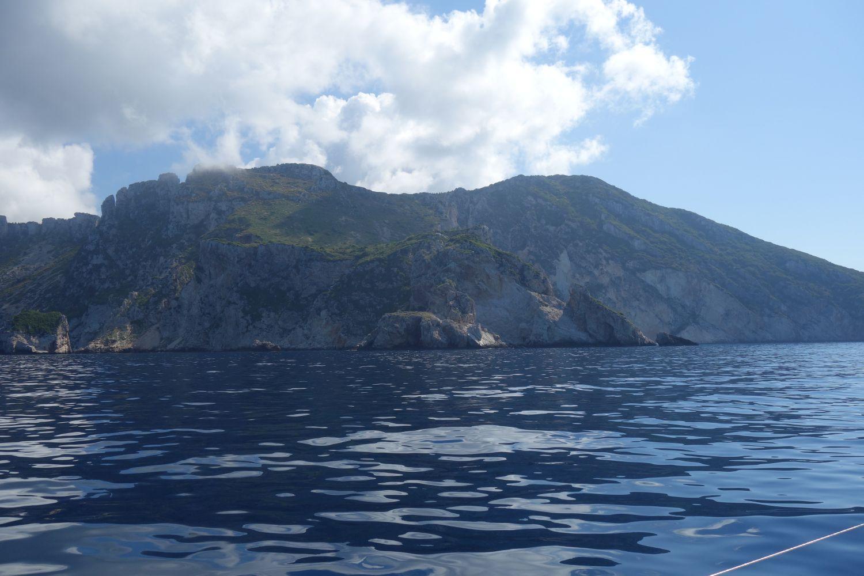 Othonoi - sieht nicht so aus, wie ich mir Griechenland vorgestellt habe