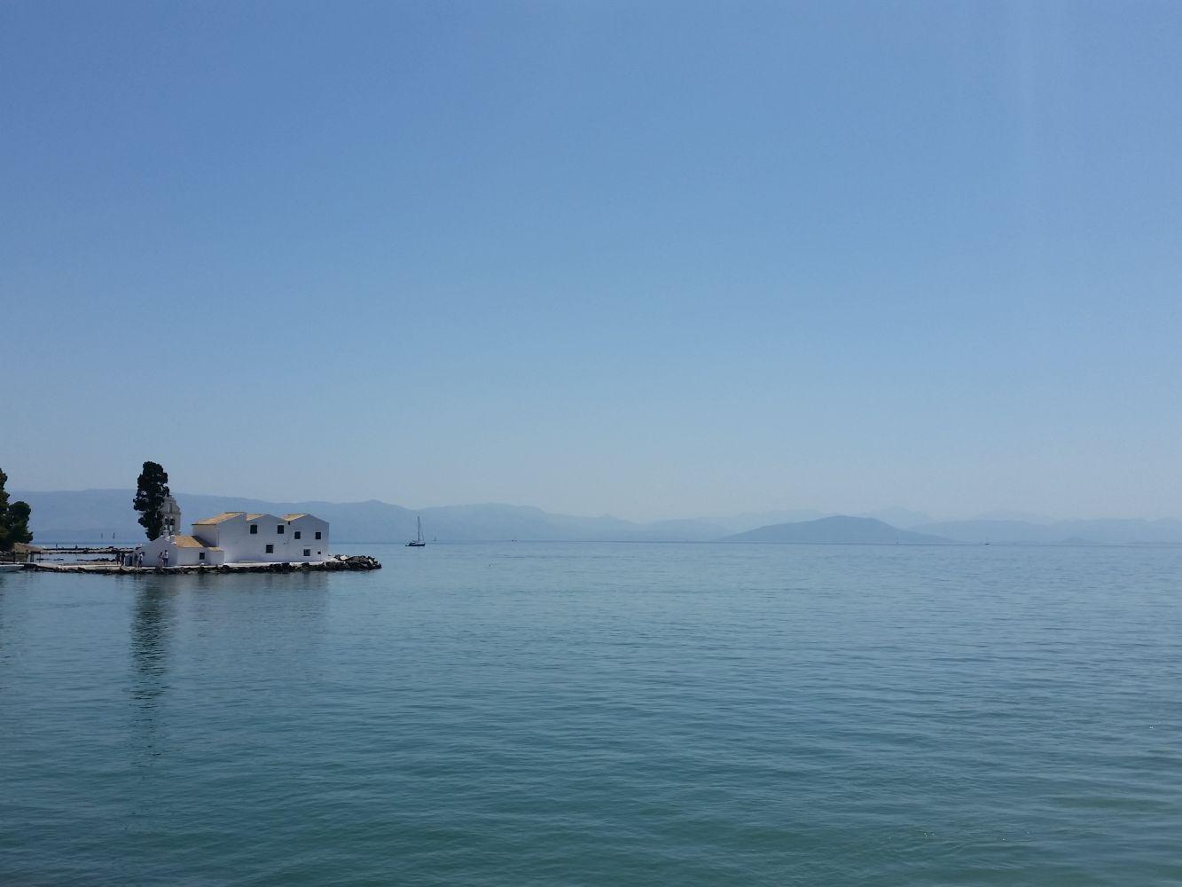Klosterinsel - die angeblich meist-fotografierte Location hier