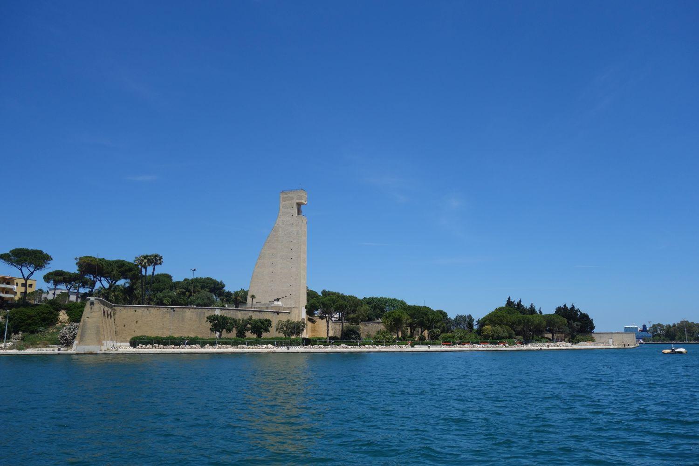 Marine-Denkmal in Brindisi
