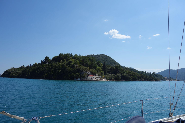 Vor der Tranquil-Bay