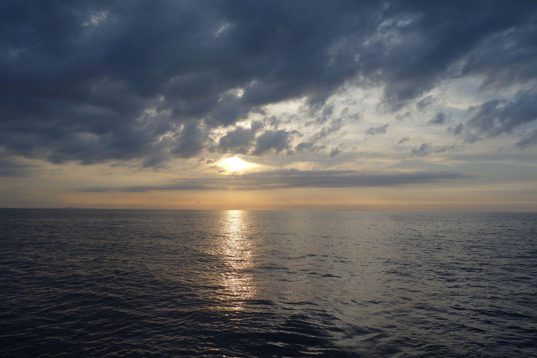 Brindisi am Horizont