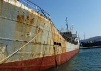 Ein Boot aus Moldawien...
