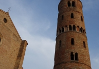 Der Dom-Glockenturm von Caorle