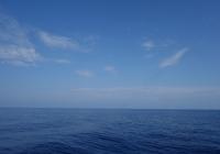Auch in die andere Richtung - kein Schiff